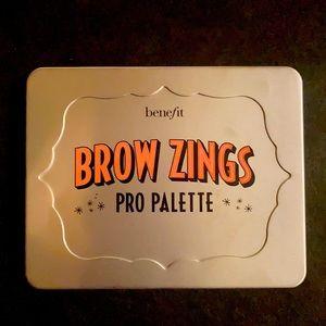 Benefit brow zings pro palette Medium-Deep